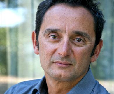 Denis Cayet, président de la Fondation Stargardt